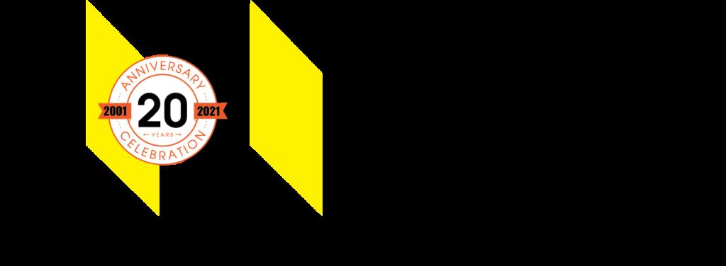 Best Texas 20th Anniversary logo